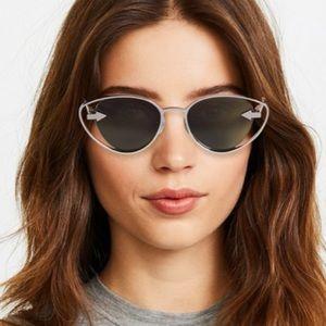 Karen Walker Kissy Kissy Tortoise sunglasses NIB